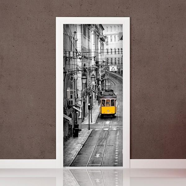 Fotomural Porta P063