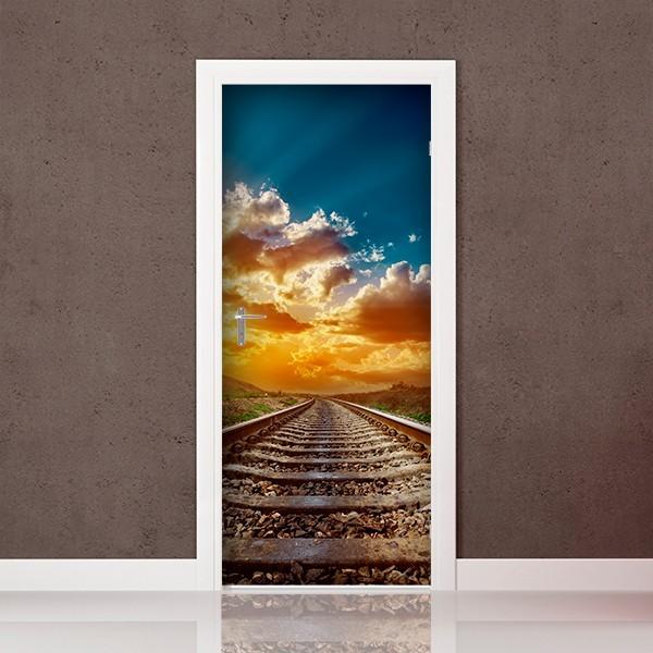 Fotomural Porta P061