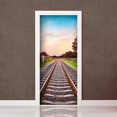 Fotomural Puerta P060