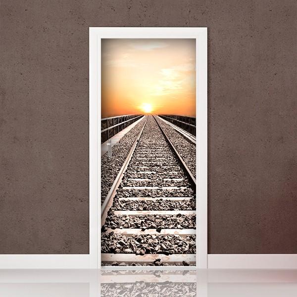 Fotomural Porta P059