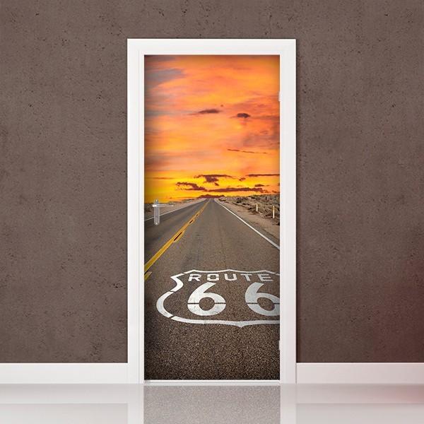 Fotomural Puerta P058