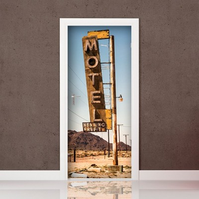 Fotomural Porta P057