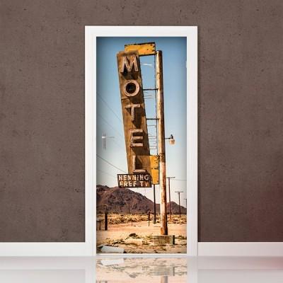 Fotomural Puerta P057