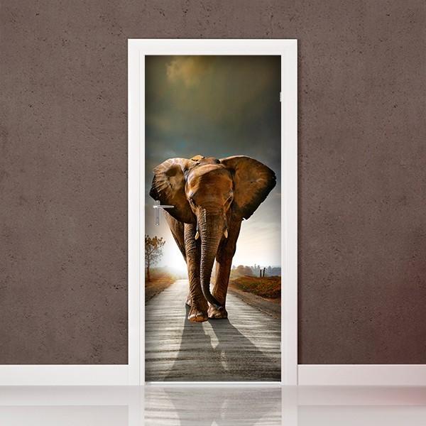 Fotomural Porta P051