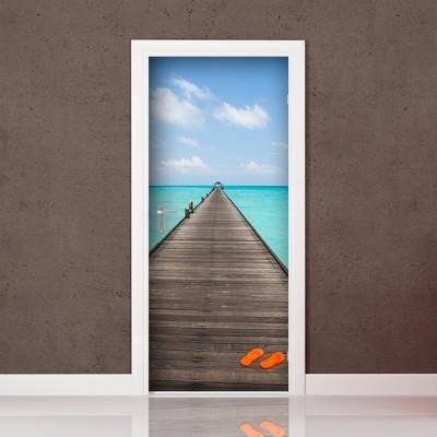 Fotomural Puerta P036