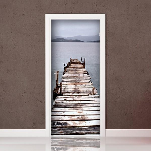 Fotomural Porta P034
