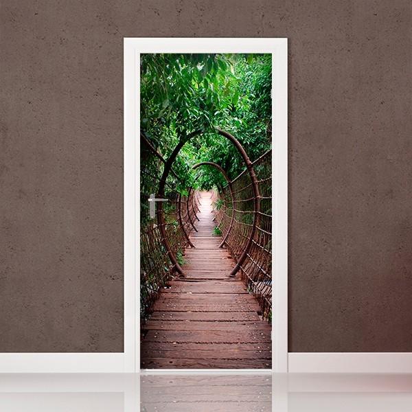 Fotomural Porta P029
