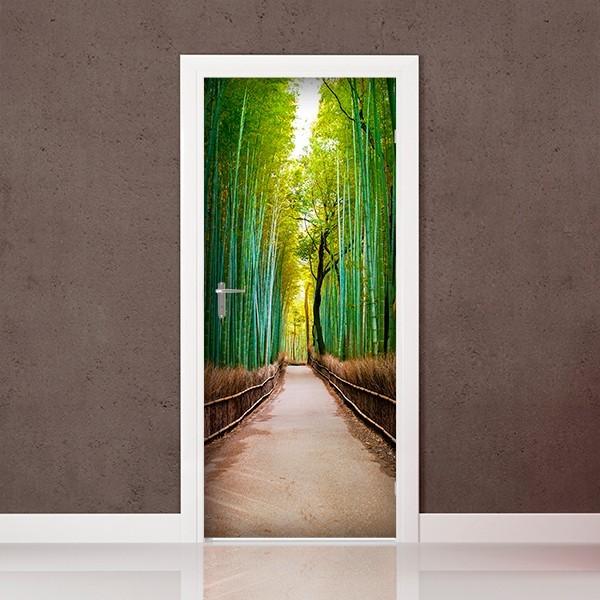 Fotomural Porta P028