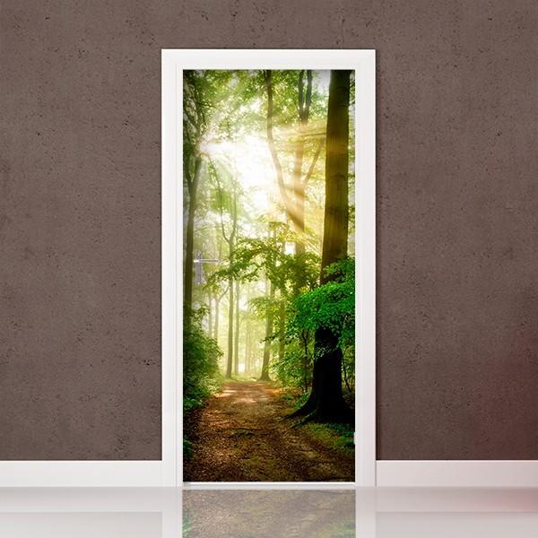 Fotomural Porta P022