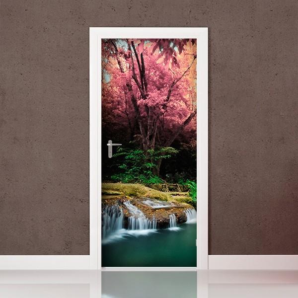 Fotomural Porta P017