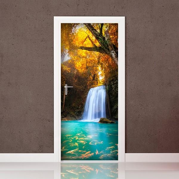 Fotomural Porta P016