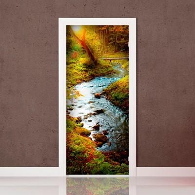 Fotomural Porta P012