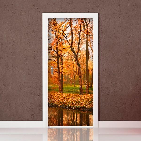 Fotomural Porta P010