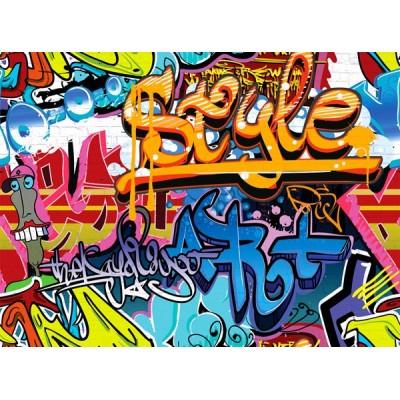 Fotomural W4PL GRAFFITTI 001