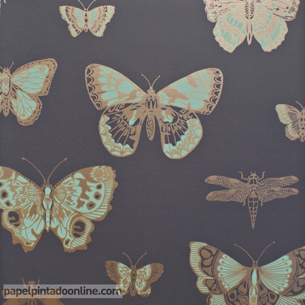Paper pintat WHIMSICAL 103-15067