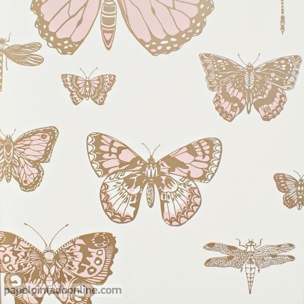 Paper pintat WHIMSICAL 103-15066