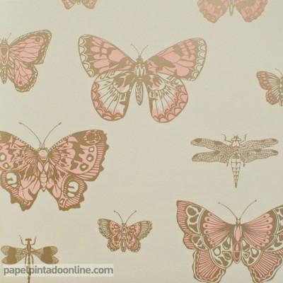 Paper pintat WHIMSICAL 103-15063