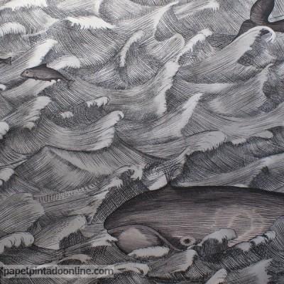 Paper pintat WHIMSICAL 103-1005