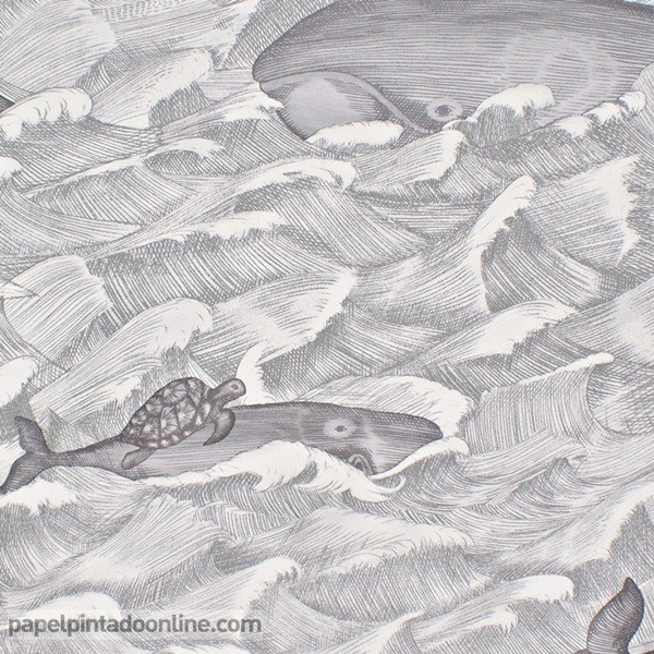 Paper pintat WHIMSICAL 103-1004