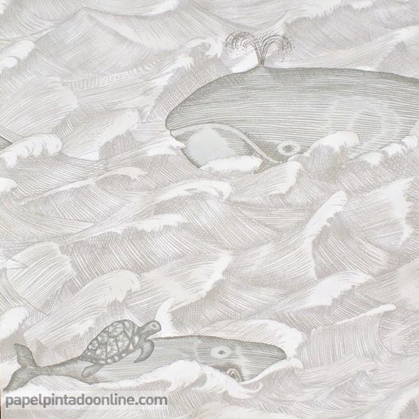 Paper pintat WHIMSICAL 103-1003