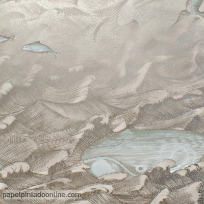 Paper pintat WHIMSICAL 103-1002