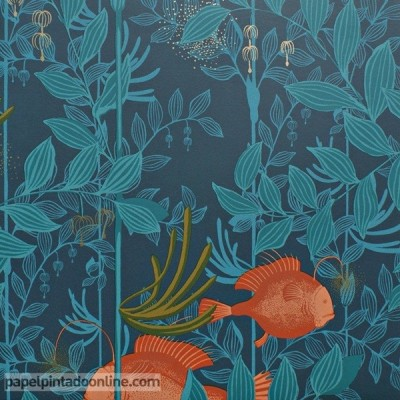 Paper pintat WHIMSICAL 103-4019