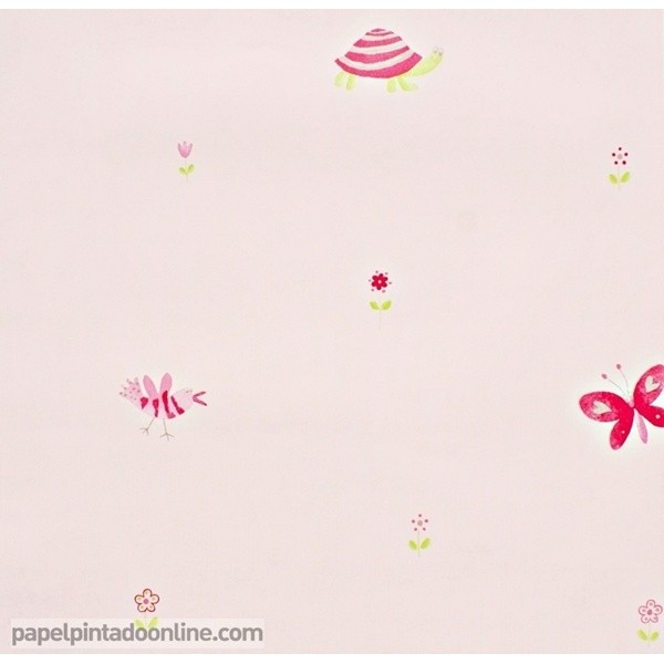 Papel pintado HAPPY WORLD HPY_1752_41_16
