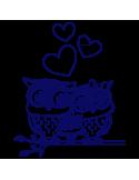 Vinilo Decorativo Infantil IN138, Mediano, Azul Oscuro 8238-01, Invertir