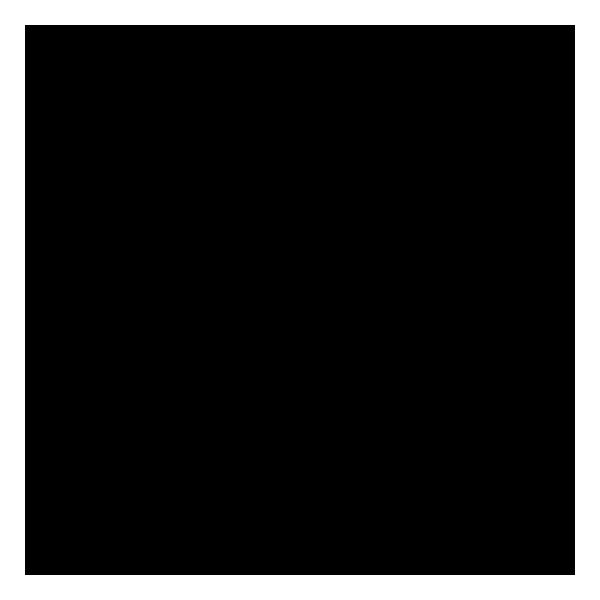 Vinilo Decorativo Infantil IN014, Mediano, Negro 8288-00, Invertir