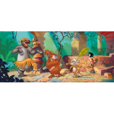 Fotomural JUNGLE BOOK