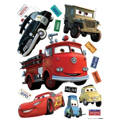 STICKER DISNEY CARS DK-1794