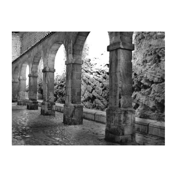 Fotomural ONE %26 DUE 1033, 330cm. x 245cm., Papel Pintado, Blanco y Negro, Invertir, 22.02x0x22.02x0 cm.