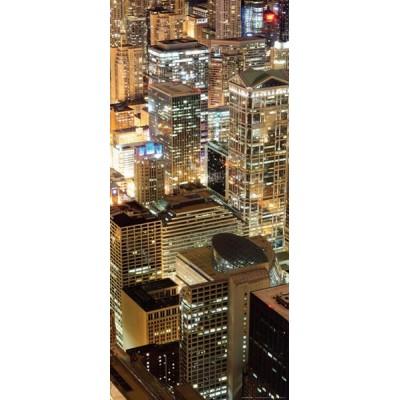 Fotomural Night City FTV1537