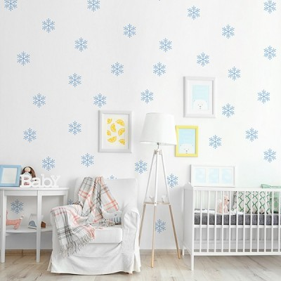 Vinilo Decorativo Nieve PA024