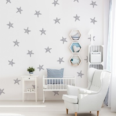 Vinilo Decorativo Estrellas de Mar PA018