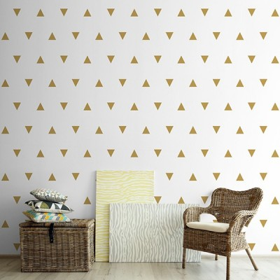 Vinil Decoratiu Triangles PA002