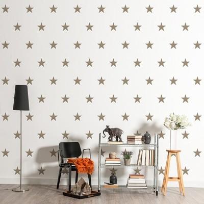 Vinilo Decorativo Estrellas PA021