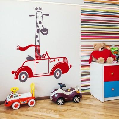 Vinilo Decorativo Infantil IN220