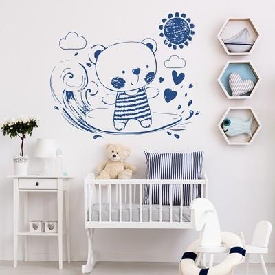 Vinilo Decorativo Infantil IN171