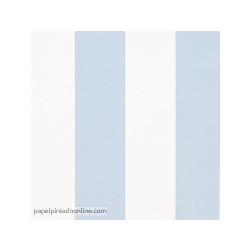 Papel Pintado Rayas: De Colores, Horizontales... ¡Paredes con estilo!
