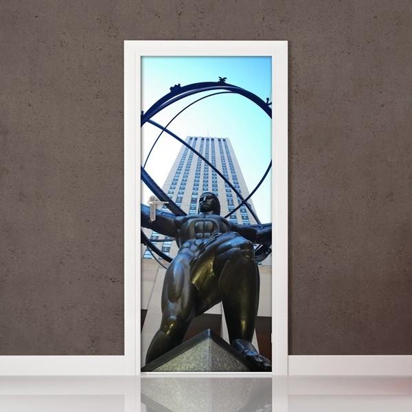 Fotomural Puerta FP001