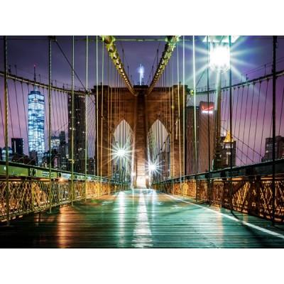 Fotomural THE BROOKLYN BRIDGE
