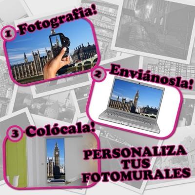 Fotomural Porta Personalizado