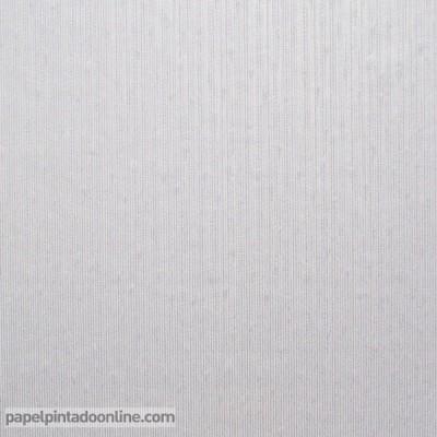 Papel pintado LISO TEXTURA PLATEADO 114A