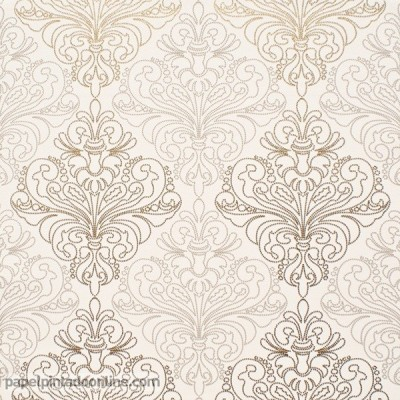 Papel pintado ORNAMENTAL 117A