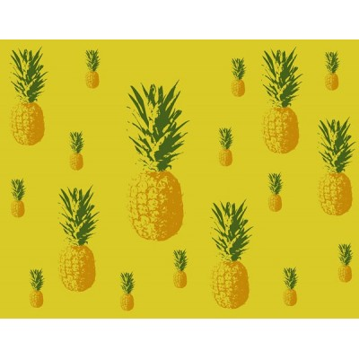 Fotomural PINEAPPLES