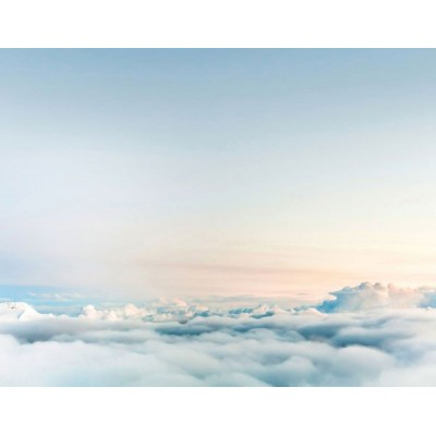 Fotomural OVER THE CLOUDS
