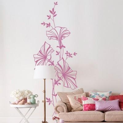 Vinilo Decorativo Floral FL104