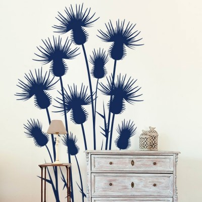 Vinil Decorativo Floral FL107