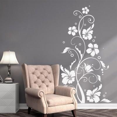 Vinilo Decorativo Floral FL115